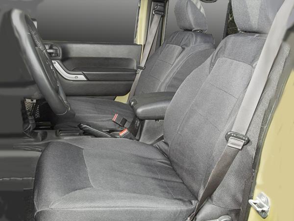 Rugged Ridge Elite Ballistic Seat Covers
