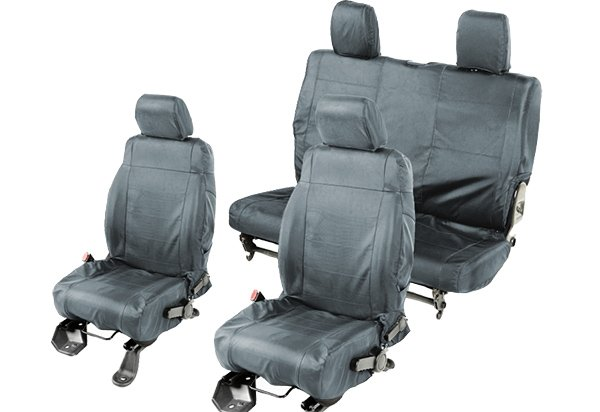 Rugged Ridge Ballistic Seat Covers