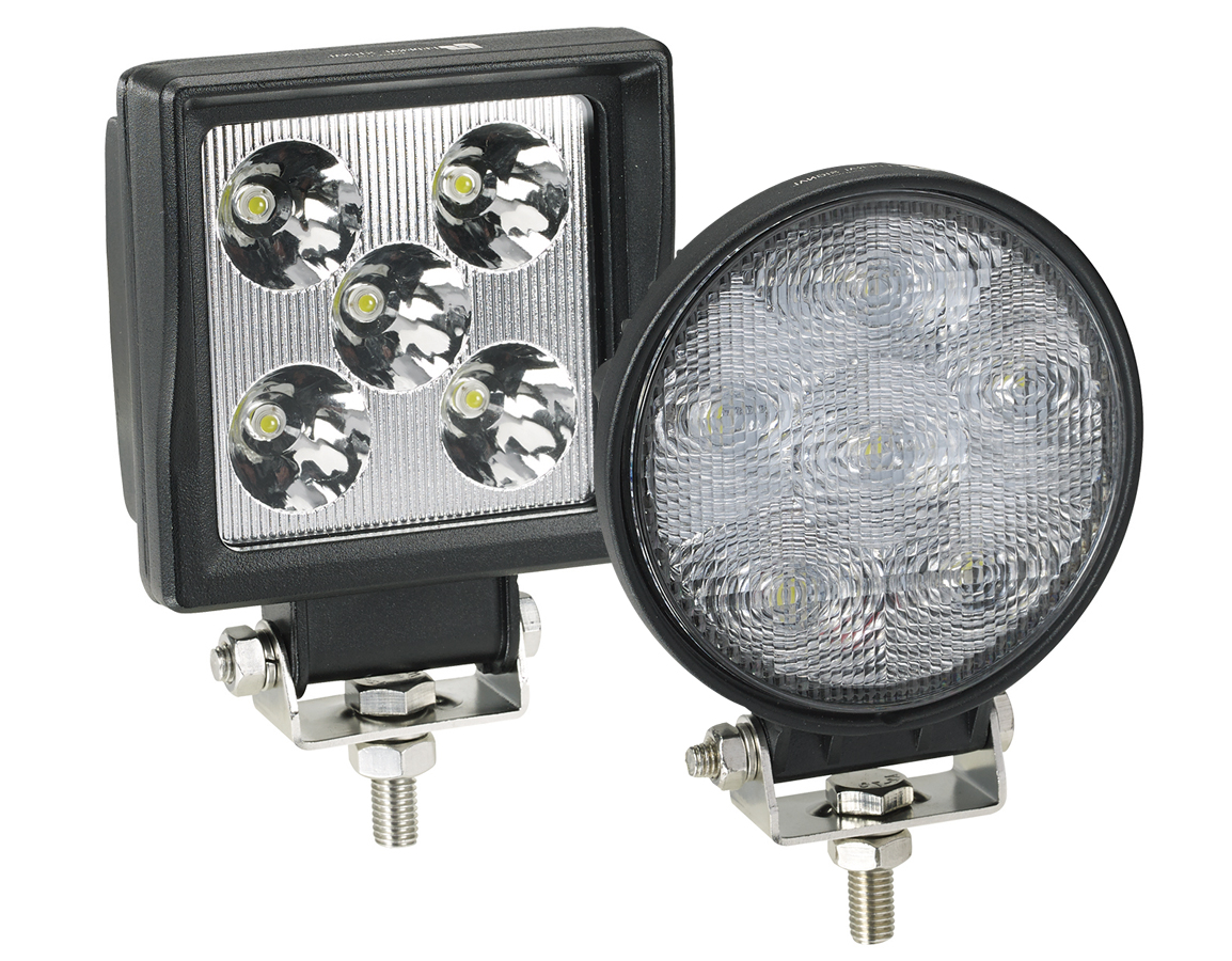 Federal Signal Commander Work Light Free Shipping