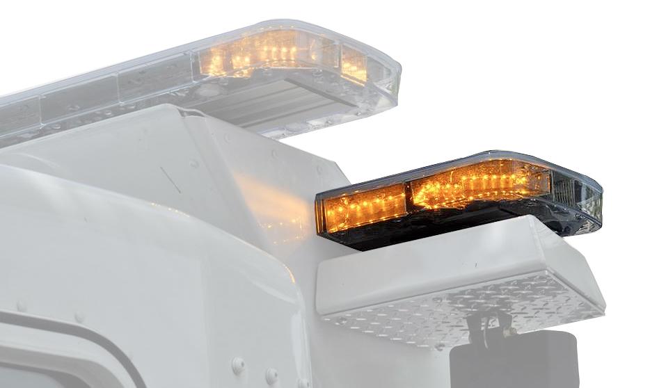 Federal Signal Legend Light Bar Set