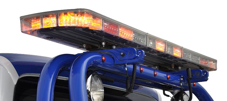 Federal signal legend lpx light bar free shipping - Federal signal interior lightbar ...