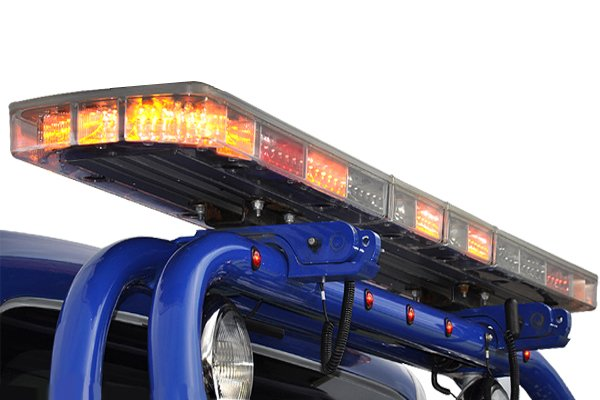 Federal Signal Legend Lpx Light Bar Free Shipping