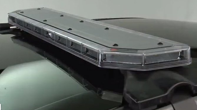 Federal Signal Integrity Led Light Bar Free Shipping