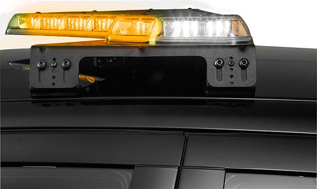 Federal signal valor led light bar free shipping - Federal signal interior lightbar ...