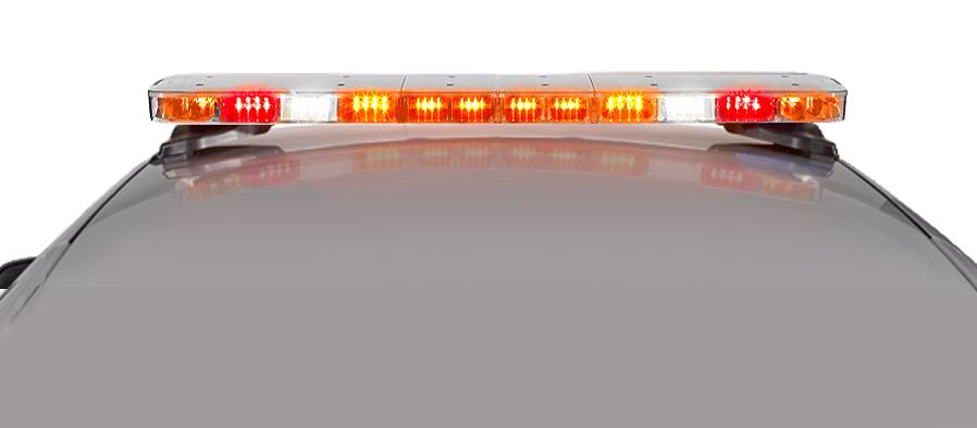 Federal signal legend led light bar free shipping - Federal signal interior lightbar ...