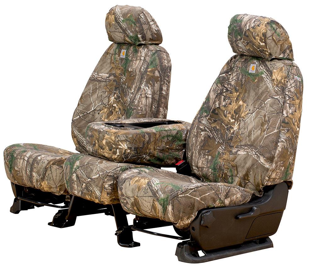 Carhartt Realtree Camo Seat Covers