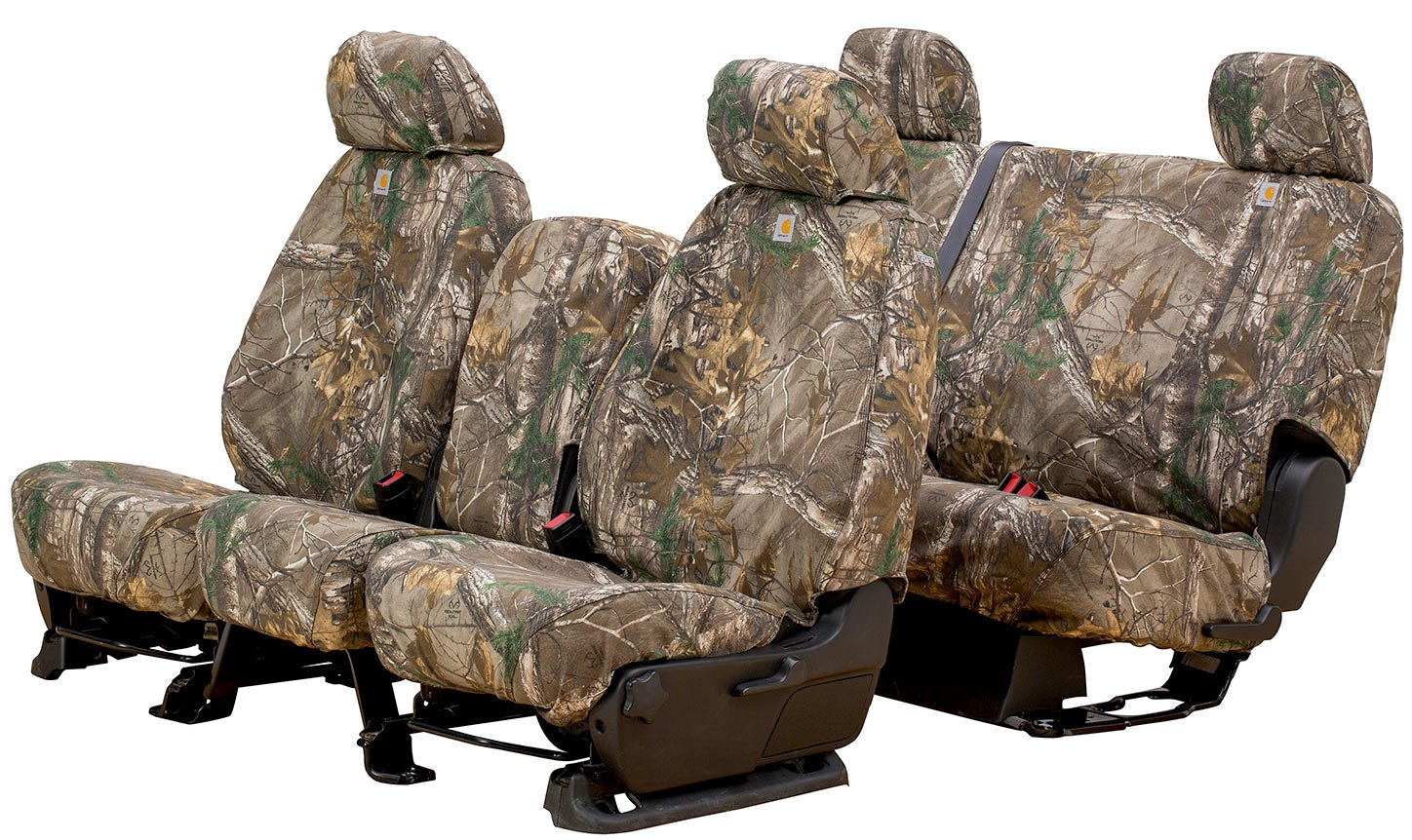 Carhartt Realtree Camo Seat Covers Free Shipping