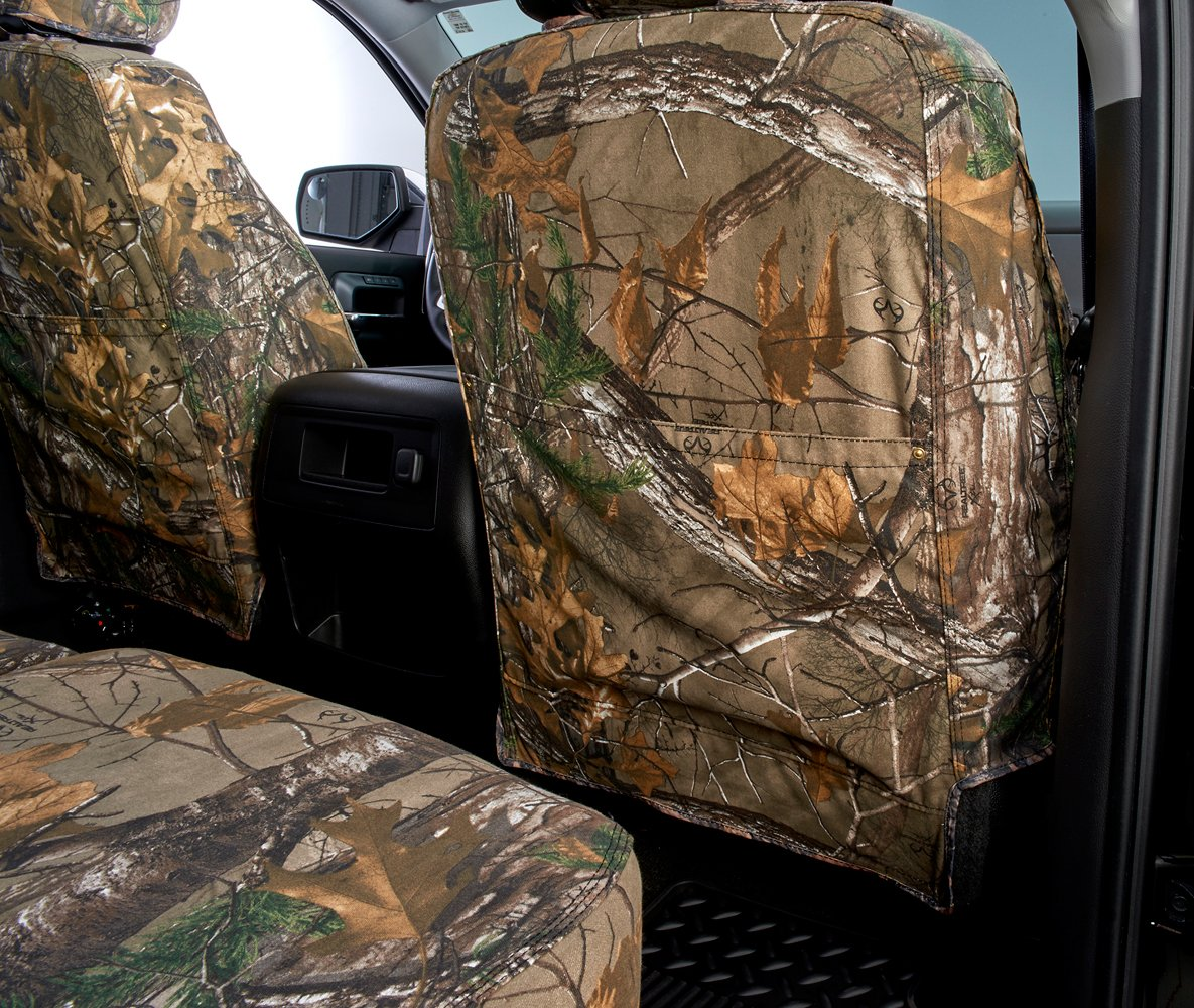 Toyota Sienna Seat Covers >> Carhartt Realtree Camo Seat Covers - Free Shipping