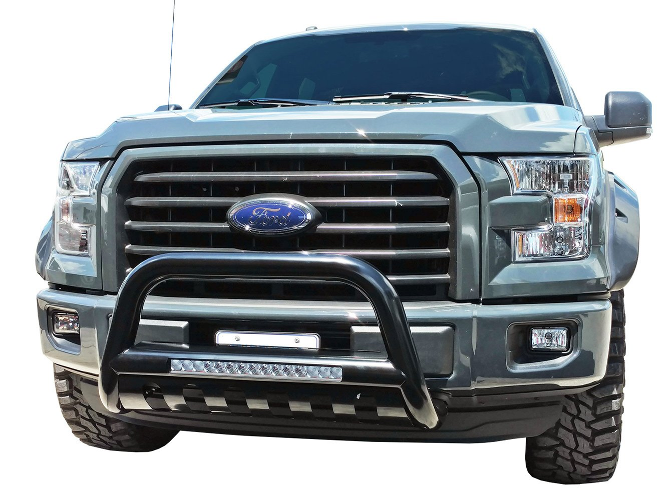 2014 2016 Chevy Silverado Steelcraft Led Bull Bar