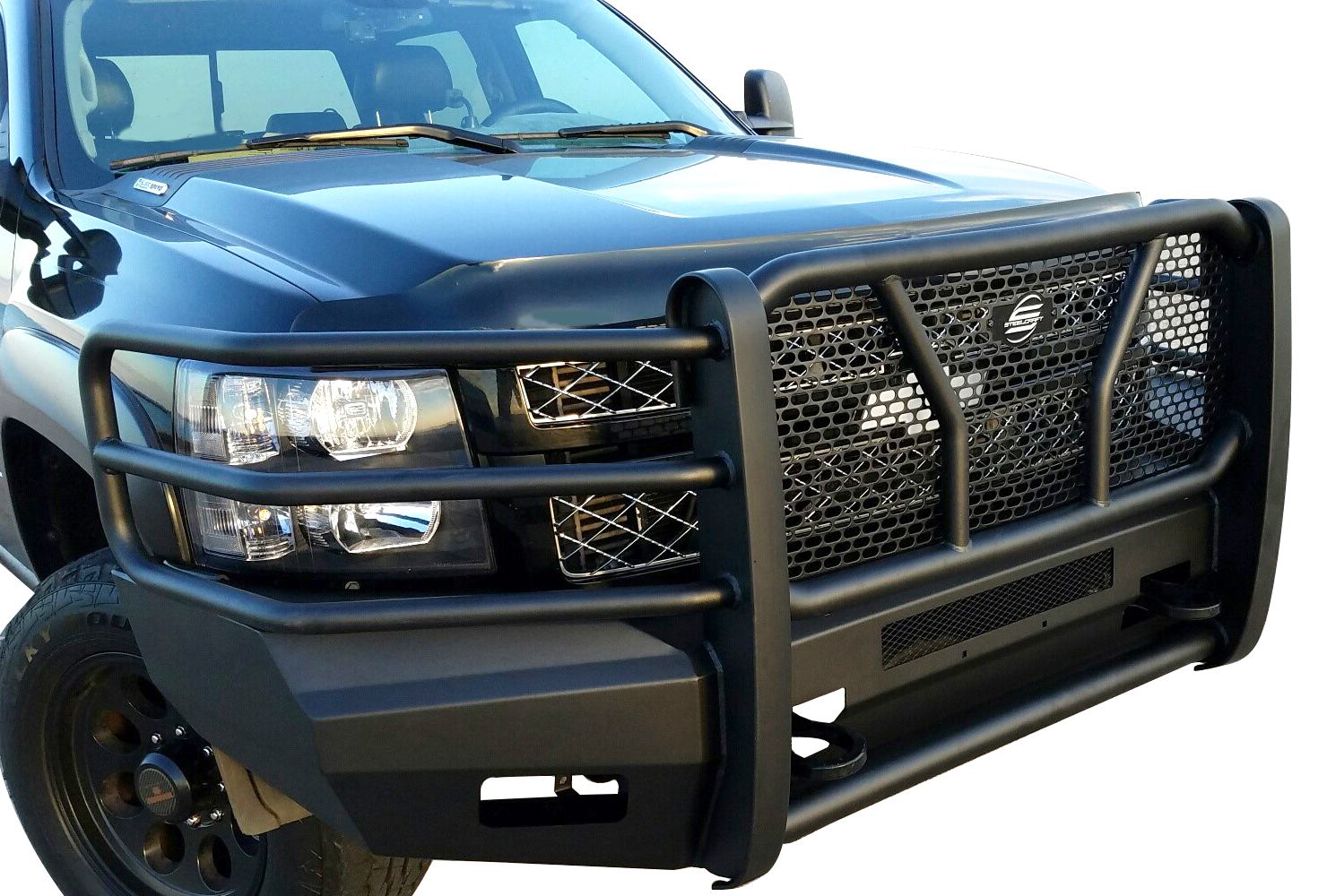 Steelcraft Elevation Hd Front Bumper Free Shipping