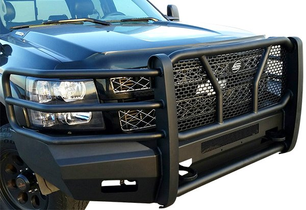 Steelcraft Elevation HD Front Bumper
