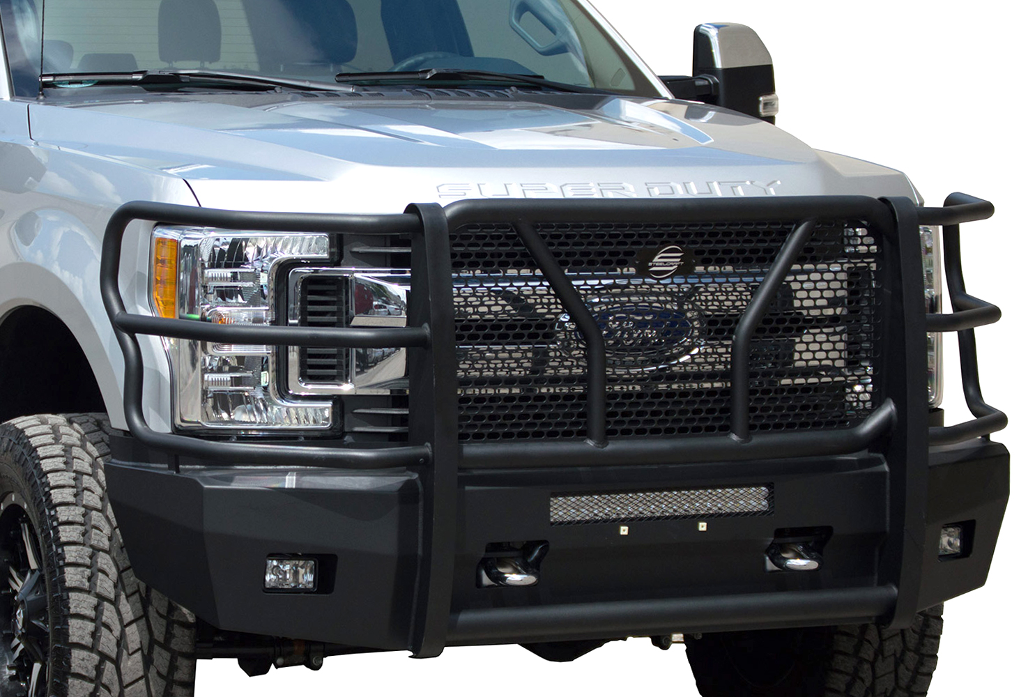 Steelcraft Elevation HD Front Bumper - Free Shipping