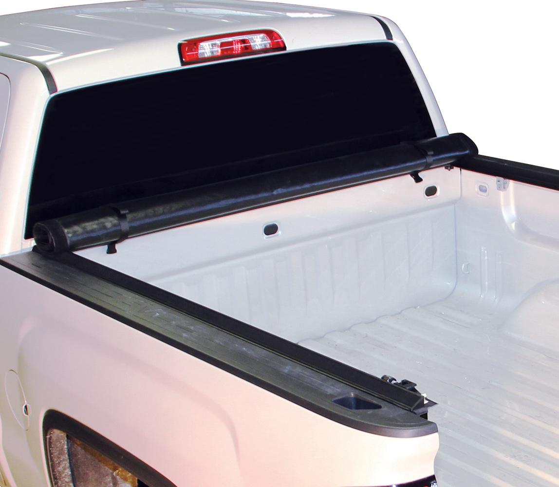 Rugged Premium Rollup Tonneau Cover Free Shipping
