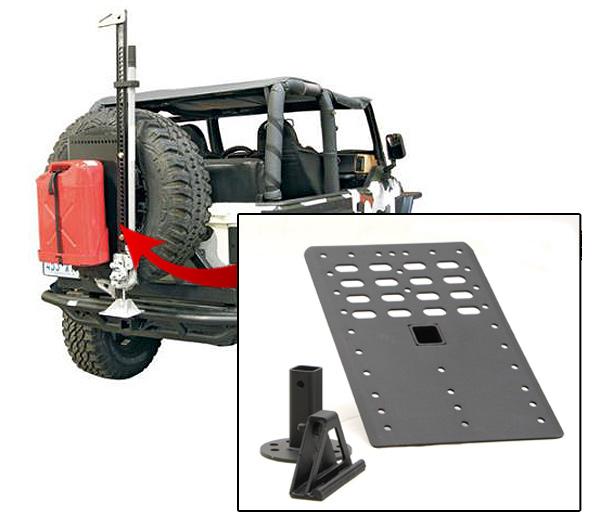 Smittybilt I Rack Mounting System Autoaccessoriesgarage Com