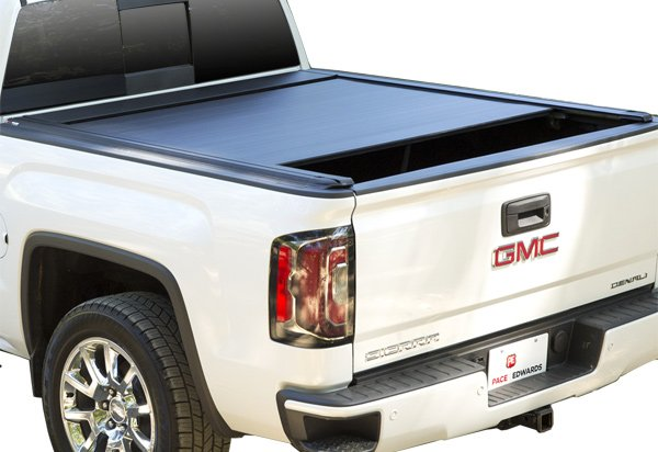 2004 2014 Ford F150 Pace Edwards Ultragroove Metal Tonneau Cover Pace Edwards Kmf2843