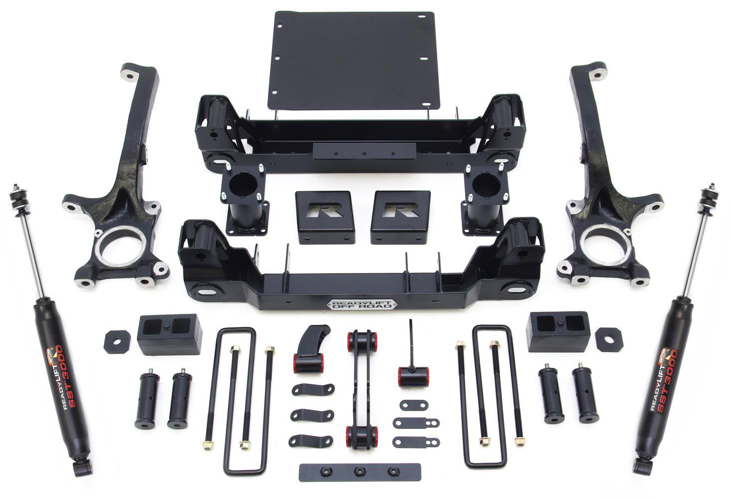 Energy Suspension 3.4107R Control Arm Bushing Mount Set for GM