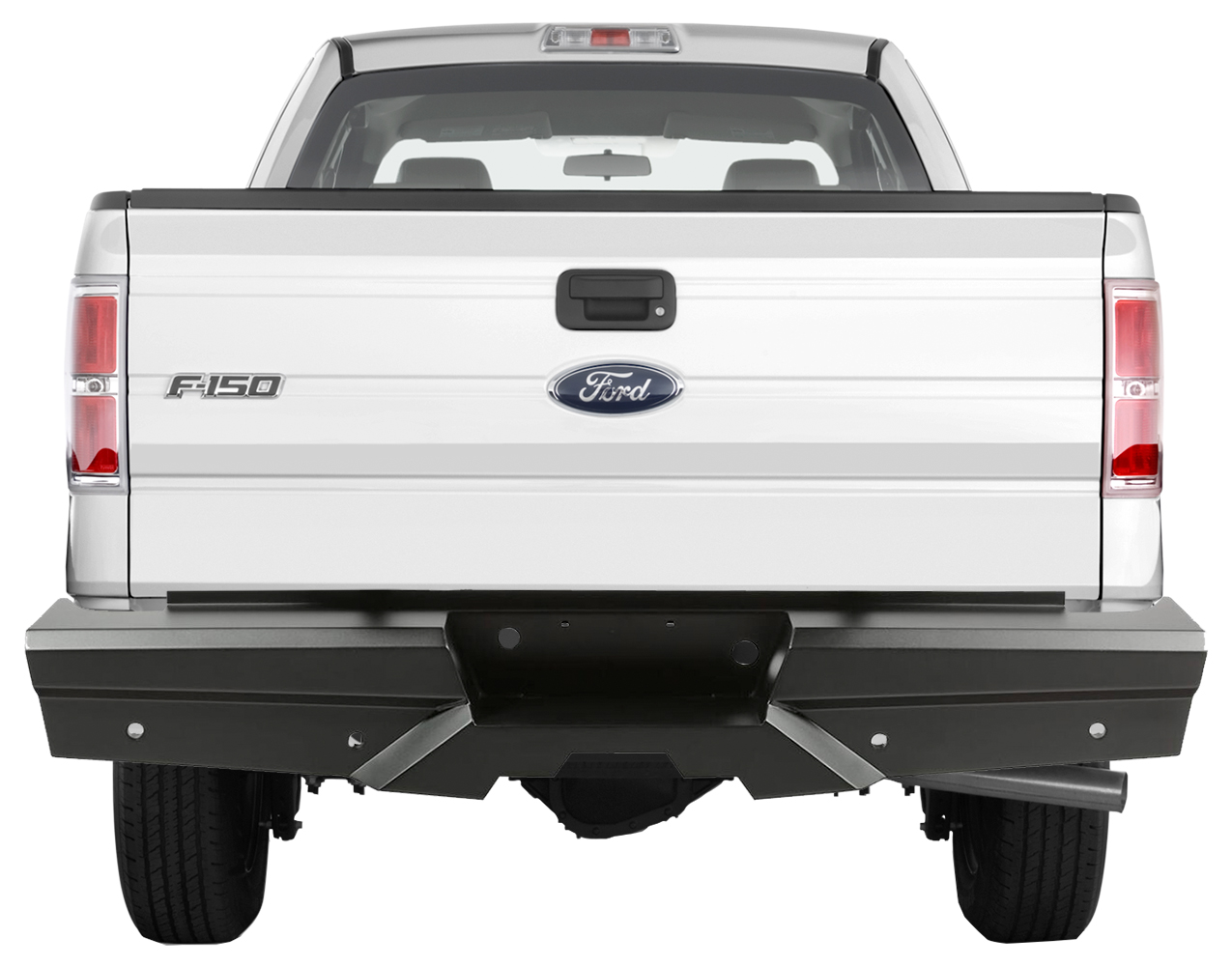Steelcraft elevation hd rear bumper for What is rear elevation