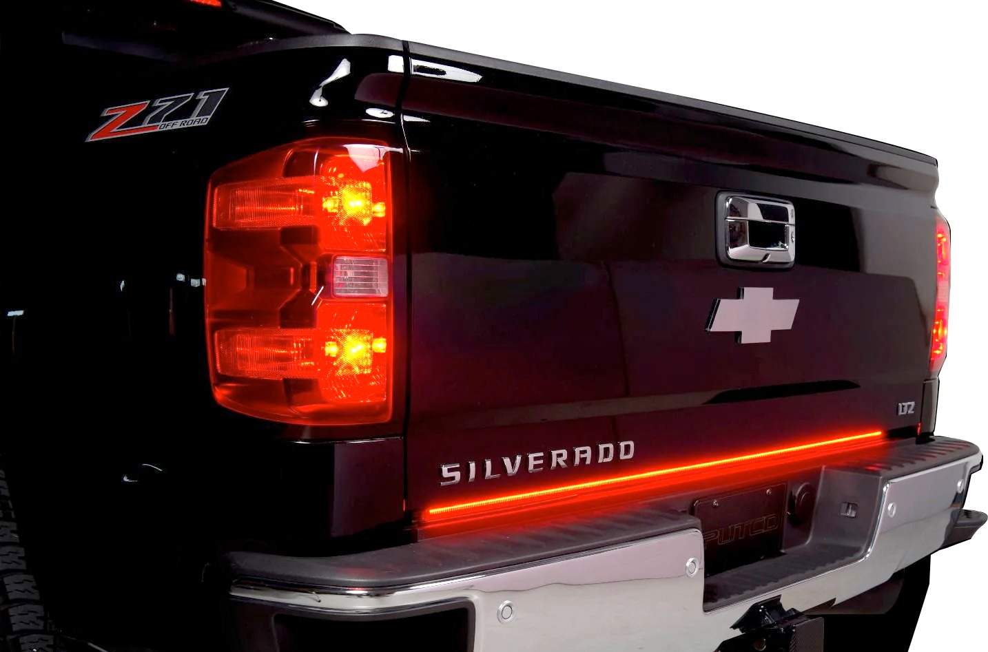 Putco blade led tailgate light bar free shipping putco blade led tailgate light bar mozeypictures Image collections