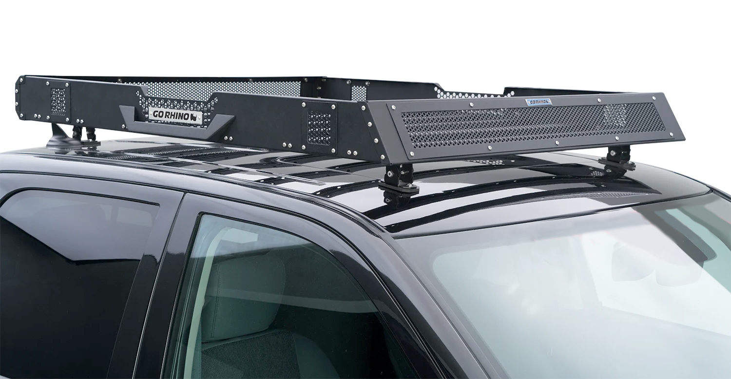 Roof rack gas can fly zapper nz