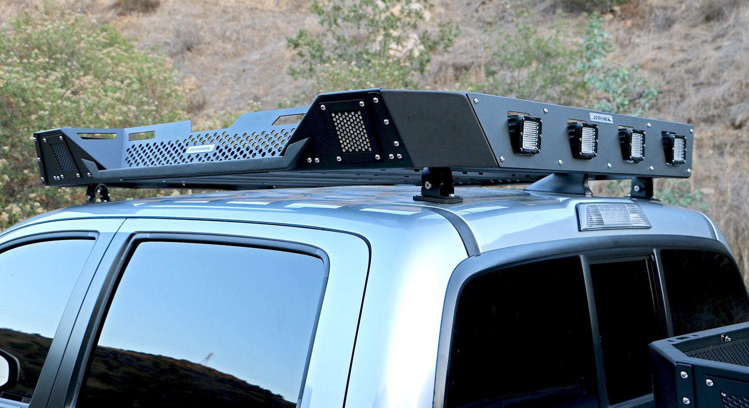 Honda Odyssey Roof Rack >> Go Rhino SRM200 Roof Rack - Ships Free and Price Match ...