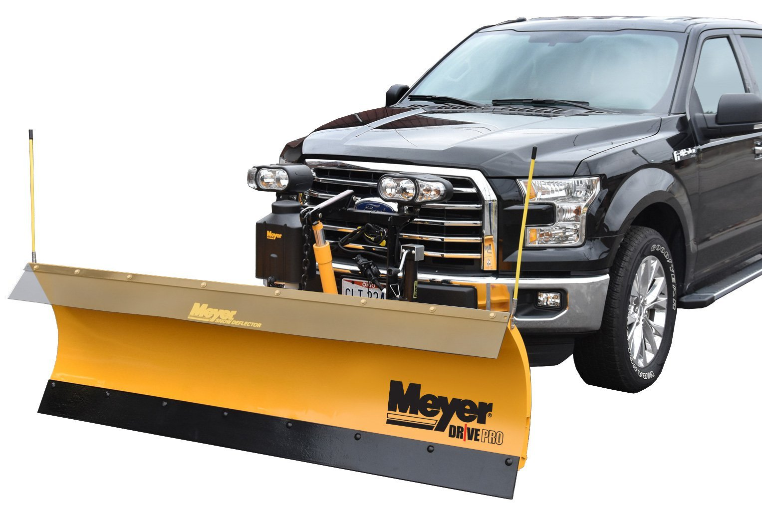 2004 2012 chevy colorado meyer drive pro snow plow meyer 18504 09499 41130. Black Bedroom Furniture Sets. Home Design Ideas