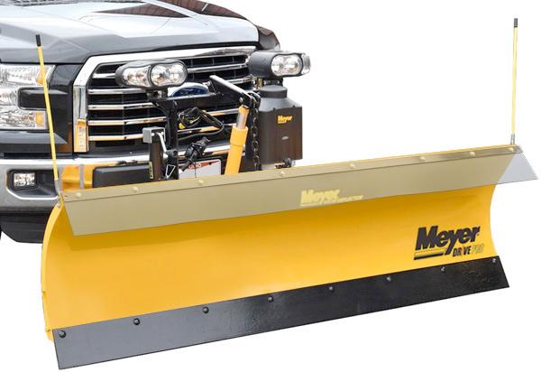Jeep Snow Plow >> Meyer Drive Pro Snow Plow 18507 09499 41130