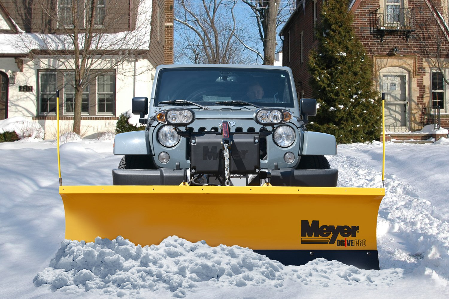 Meyer Drive Pro Snow Plow - Ships Free and Price Match ...