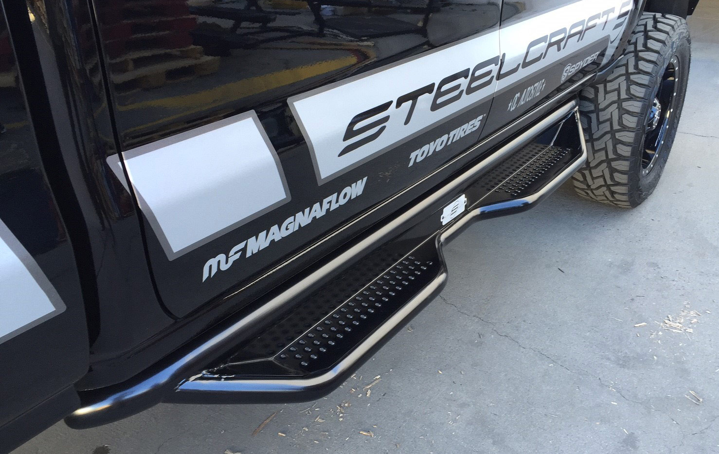 Steelcraft Hd Nerf Bars Free Shipping