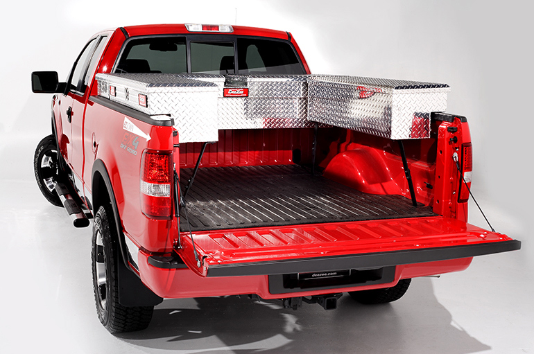 Dee Zee Red Series Side Mount Toolbox Free Shipping