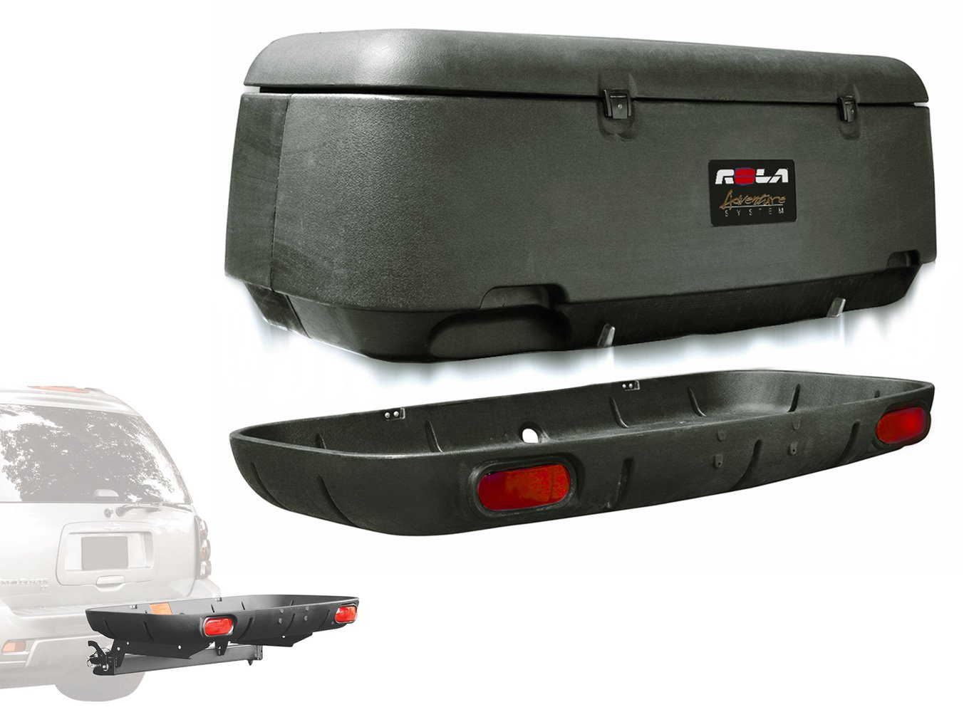 Modular Home Prices Rola Adventure System Hitch Cargo Box Free Shipping On