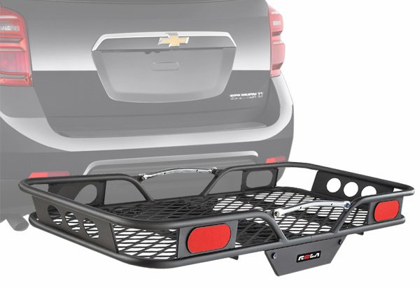 Rola Vortex Hitch Mounted Cargo Carrier Rear Mounting