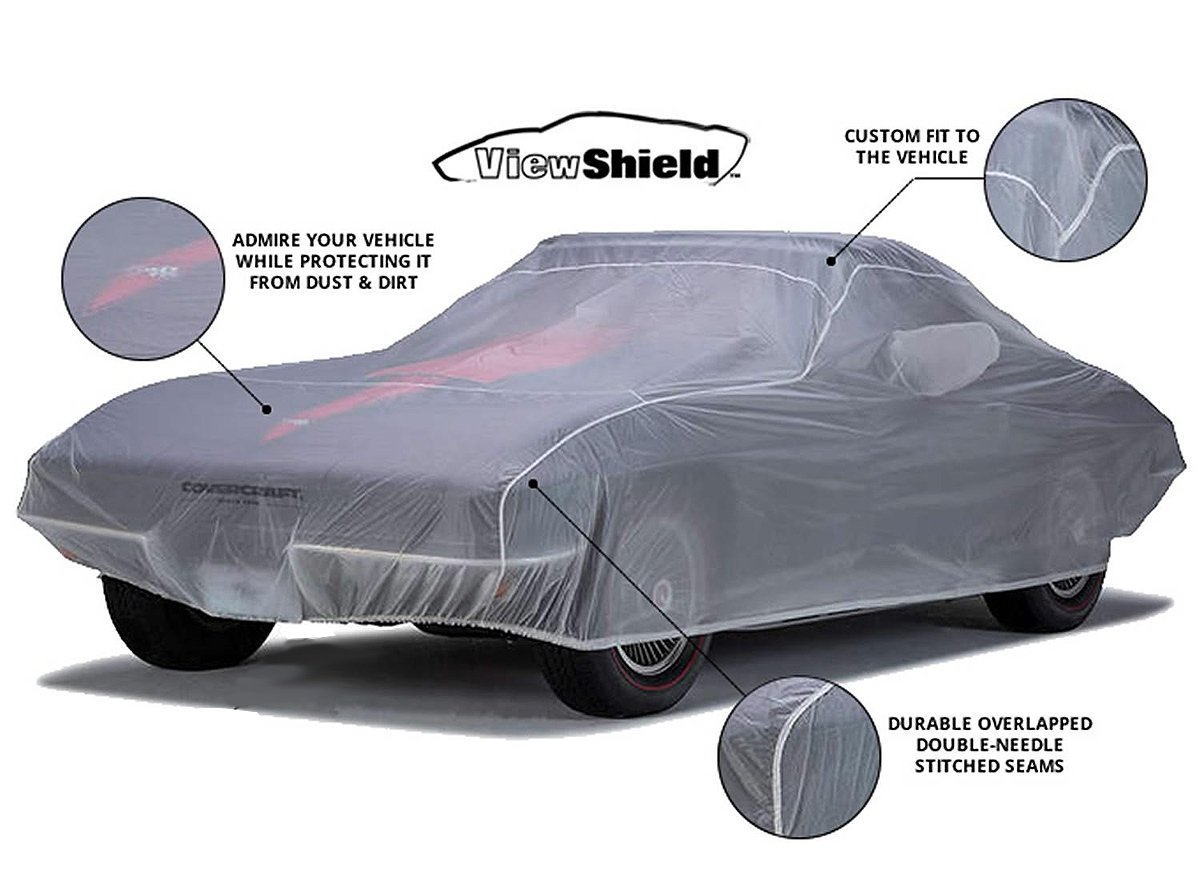 Car Shield Prices >> Covercraft View Shield Car Cover - Translucent Car Cover Ships Free