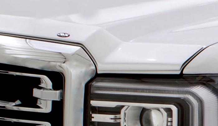 Jeep Wrangler Interior >> AVS Color Match Aeroskin Bug Deflector - Customizable Wind ...