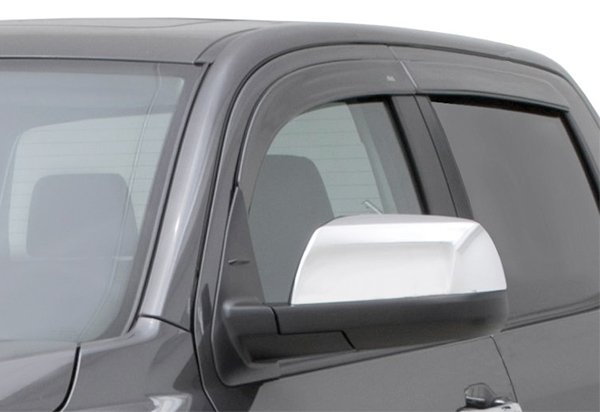 Avs Color Match Low Profile Window Deflectors Oem Style