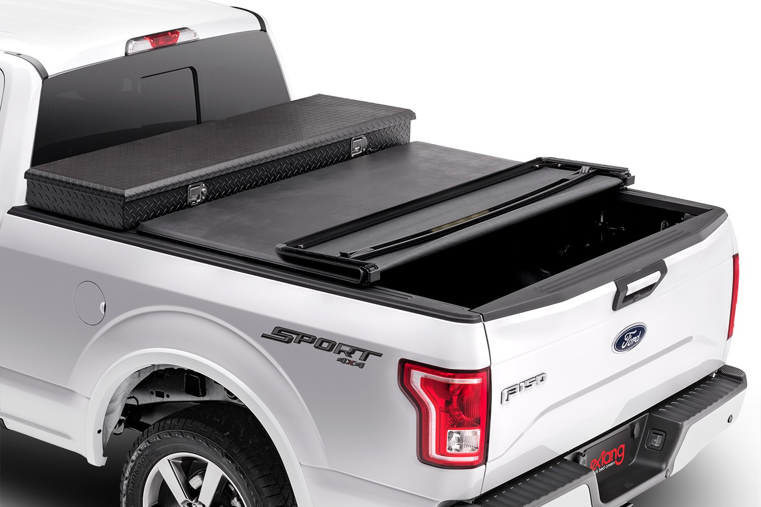 Extang Trifecta 20 Tool Box Tonneau Cover Toolbox Truck Bed Cover