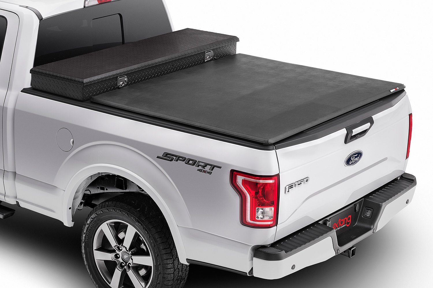 how to build a box cover for a pickup truck