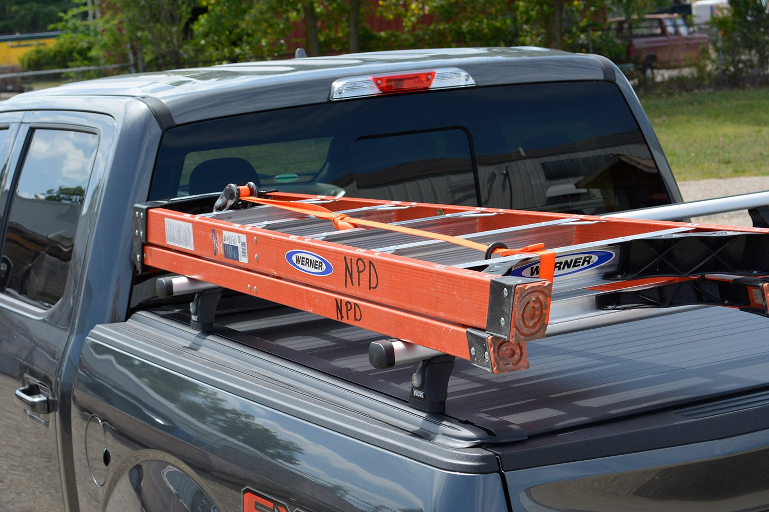 Truck Bed Kayak Rack >> Pace-Edwards Multi-Sport Rack System by Thule - For ...
