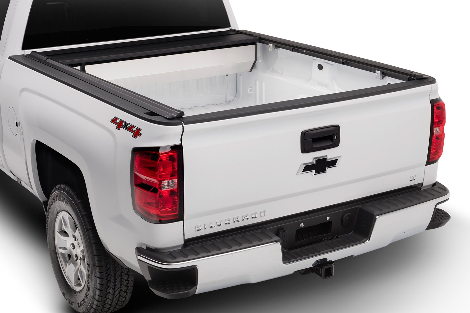 Trident T30461 Fasttrack Retractable Tonneau Cover For