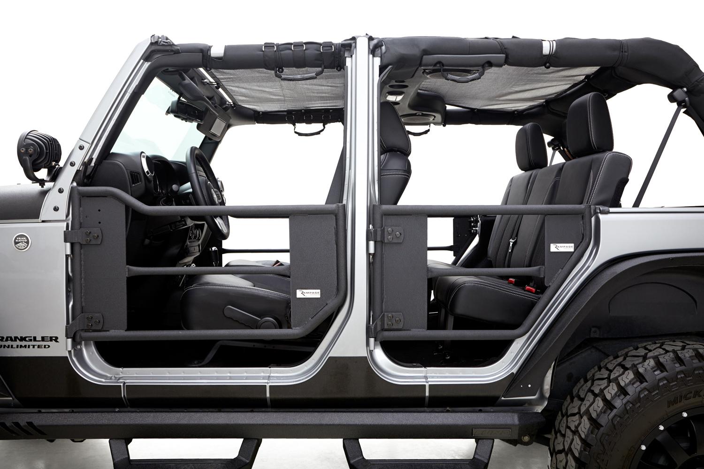 Rampage Trail Doors Safari Style Jeep Wrangler Door