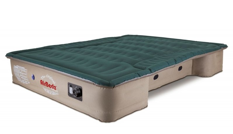 Nissan Frontier Bed Size >> AirBedz Pro 3 Truck Bed Air Mattress - Pickup Camping Bed ...