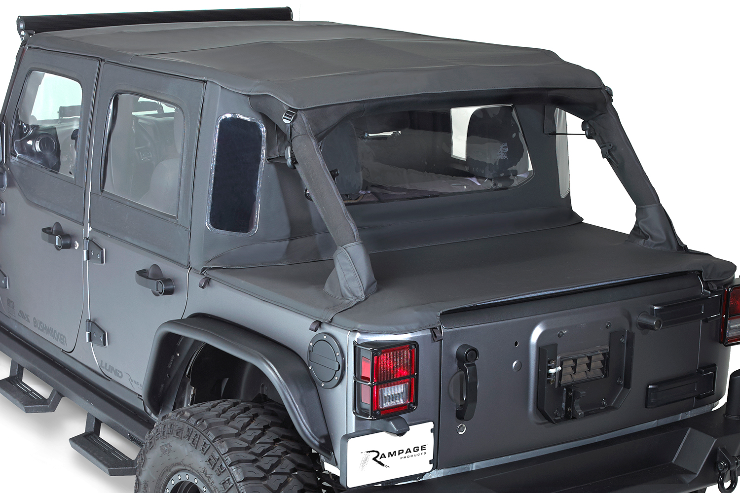 Rampage Trailview Tonneau Top Free Shipping And Price