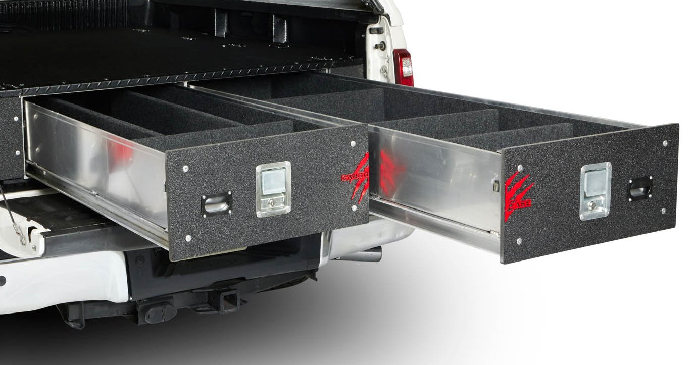 Cargo Ease Truck Lockers