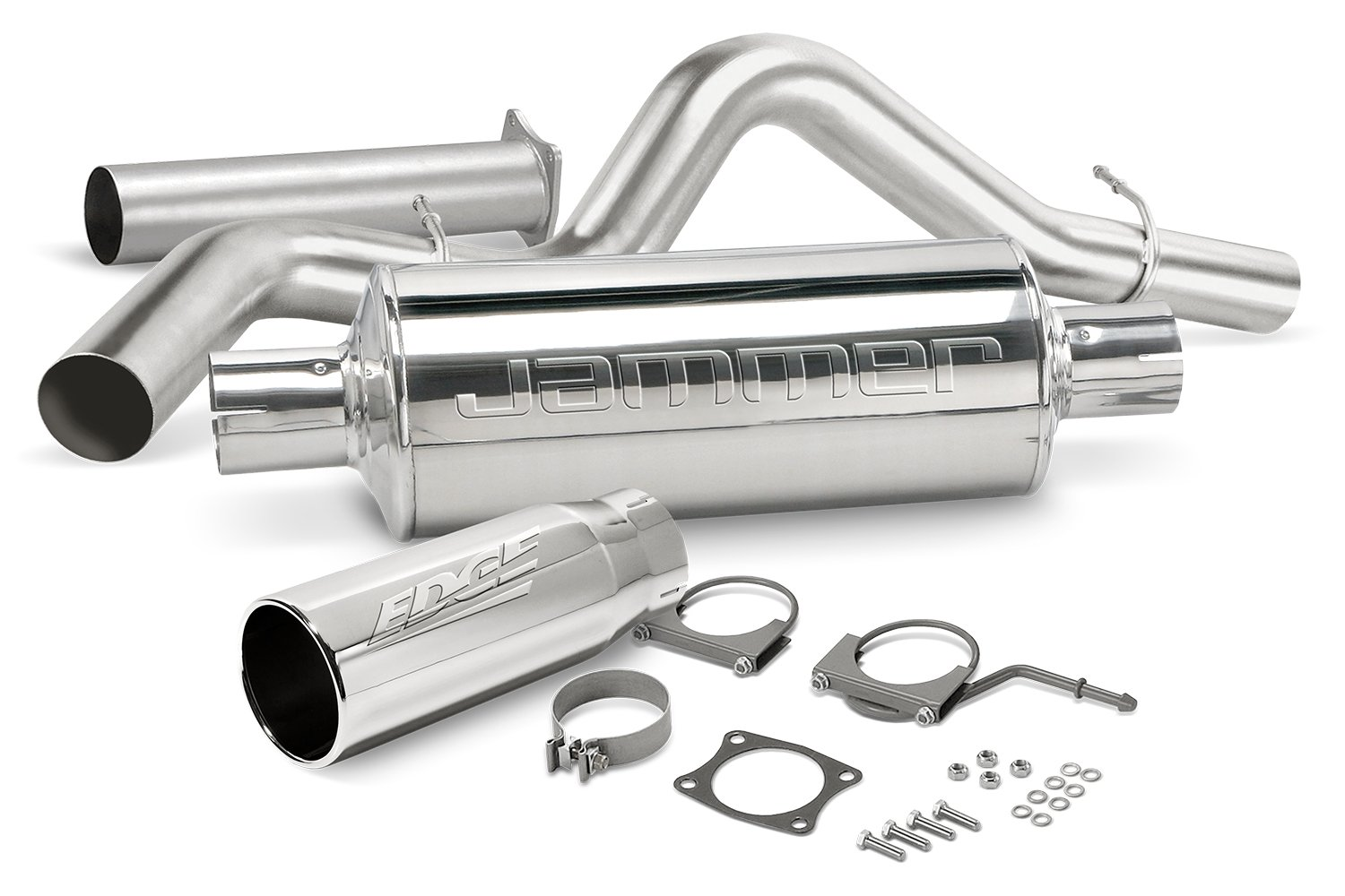 Edge Jammer Diesel Exhaust System Free Shipping And Price Matching