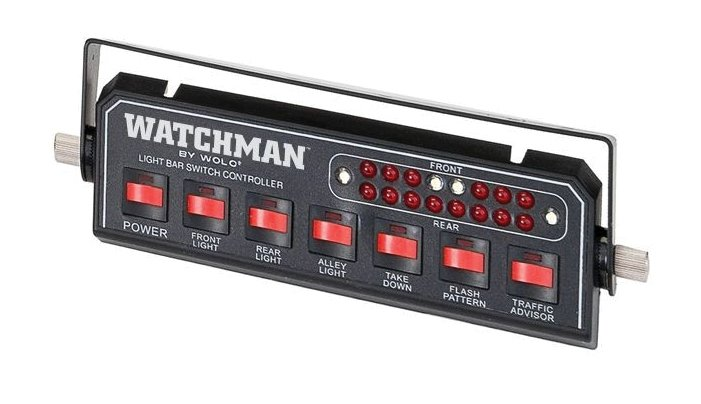 Wolo watchman led light bar free shipping and price match guarantee wolo watchman led light bar aloadofball