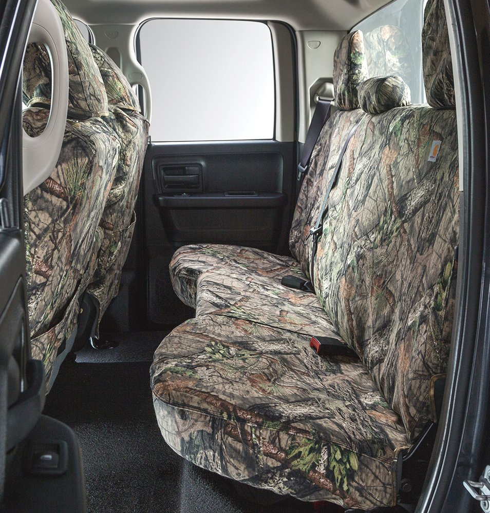 1993 Toyota Pickup Camo Seat Covers Velcromag