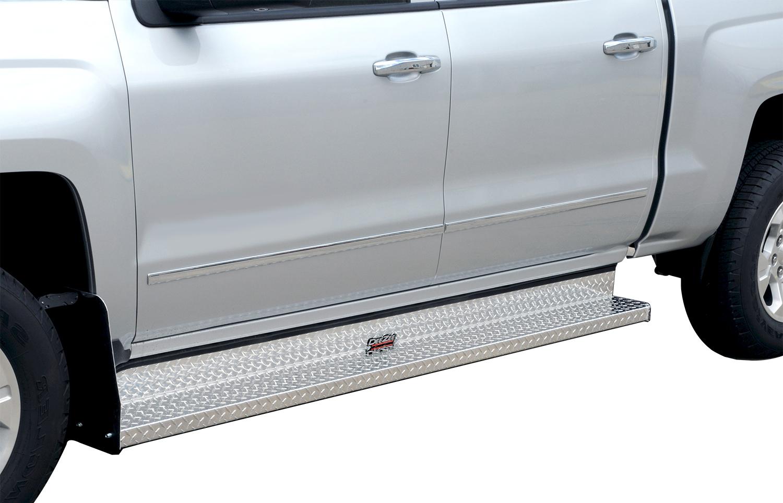 Dodge Ram Running Boards >> Dee Zee Brite Tread Running Boards Dz3033