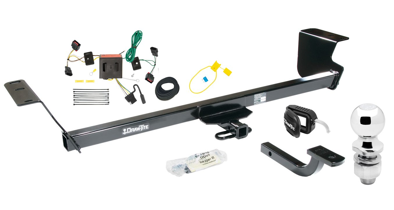 draw tite trailer hitch kit free shipping and price match guarantee rh autoaccessoriesgarage com