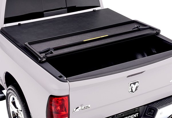 Trident ToughTop Hard Tri-Fold Tonneau Cover