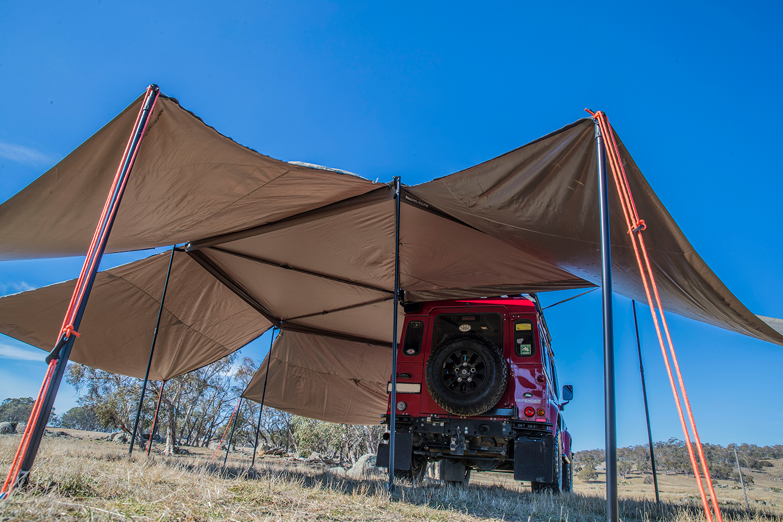 Rhino-Rack Batwing Car Awning - Free Shipping