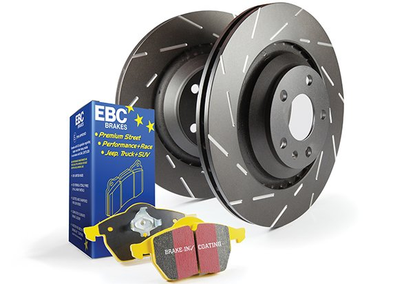 EBC Ultimax Rotor Brake Kit